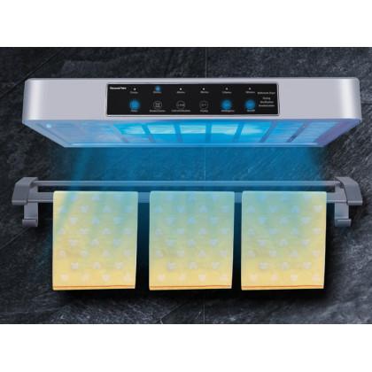 Multifunkčný UV sterilizátor vzduchu, UV sušič s časovačom