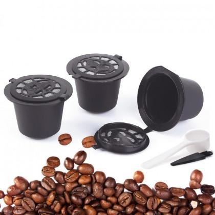 Obnoviteľné kapsule do kávovaru Nespresso