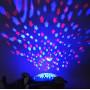 Plyšový LED projektor slon + hudba