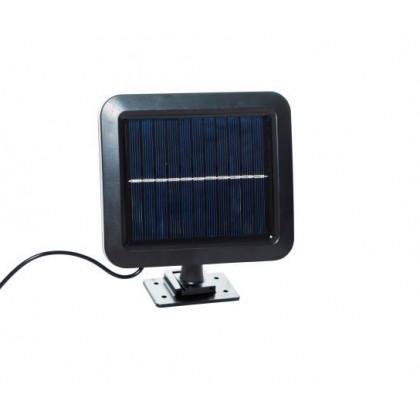 Solárne vonkajšie 100 LED osvetlenie s pohybovým senzorom