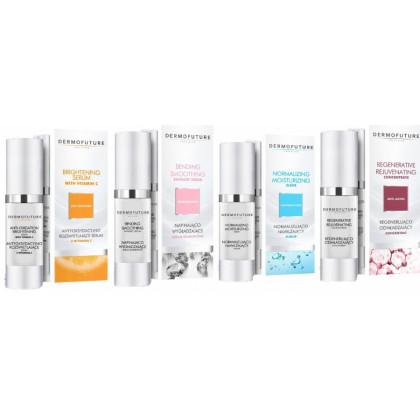 Napínacie, vyhladzovacie banketové sérum  - moisturizing 30ml
