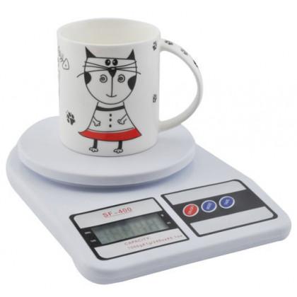 Digitálna kuchynská váha až do 7 kg