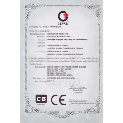 Biolampa Eifa D514 + kolorterapia 3 filtrov