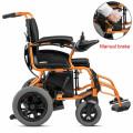 Elektrické invalidné vozíky