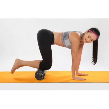 Fitness masážny EPP valec + masážna guľa + masážna dvoj-guľa