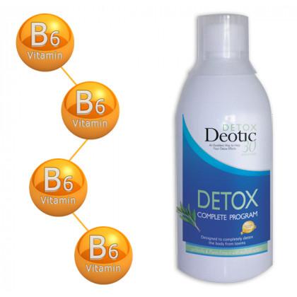 detox deotic 30 dňová kúra - detoxikácia celého tela, kúra 500ml |  zdravynakup.sk  zdravynakup.sk