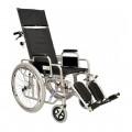 Polohovacie invalidné vozíky